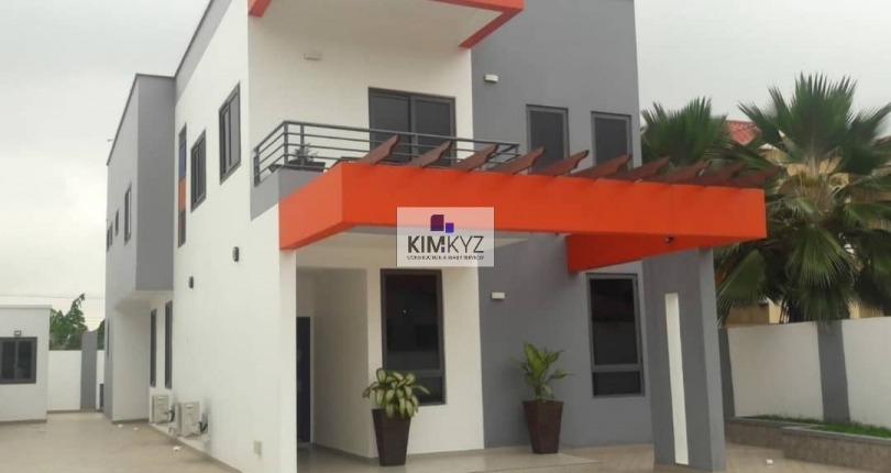 4 bedroom furnished house for rent in East legon