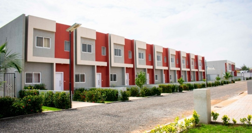2 bedroom Terrace Townhouse for Sale at Tema Community 25