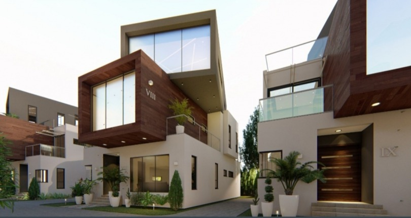 4 bedroom Luxury Smart Townhouse for sale in Cantonments