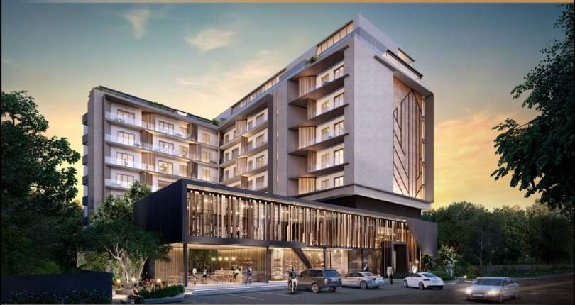 2 bedroom luxury apartment for sale in Airport Residential