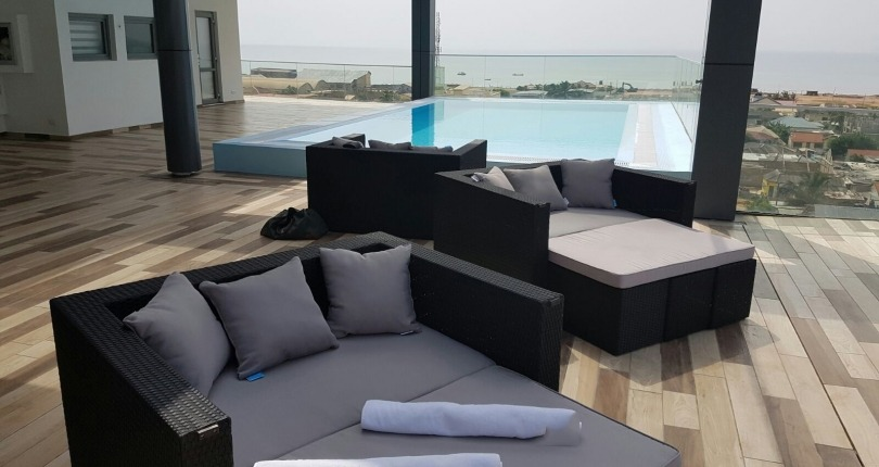 2 bedroom Apartment for Rent in Labadi