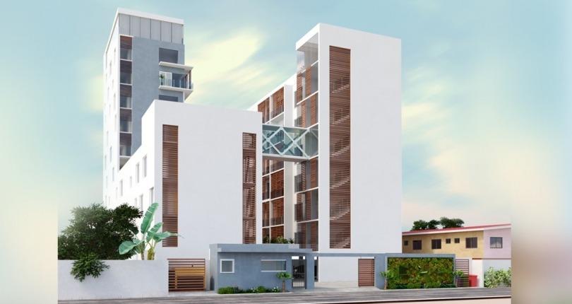 1 bedroom Apartment for Sale in Dzorwulu