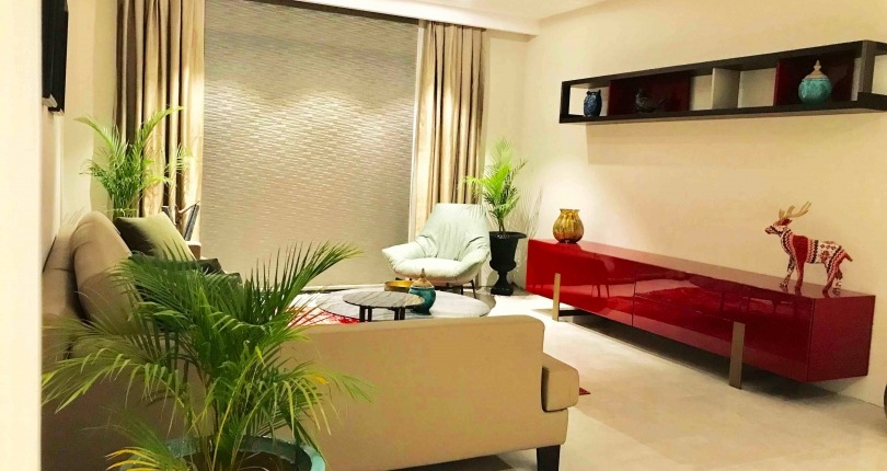 3 bedroom Furnished Apartment for Rent in Airport Residential