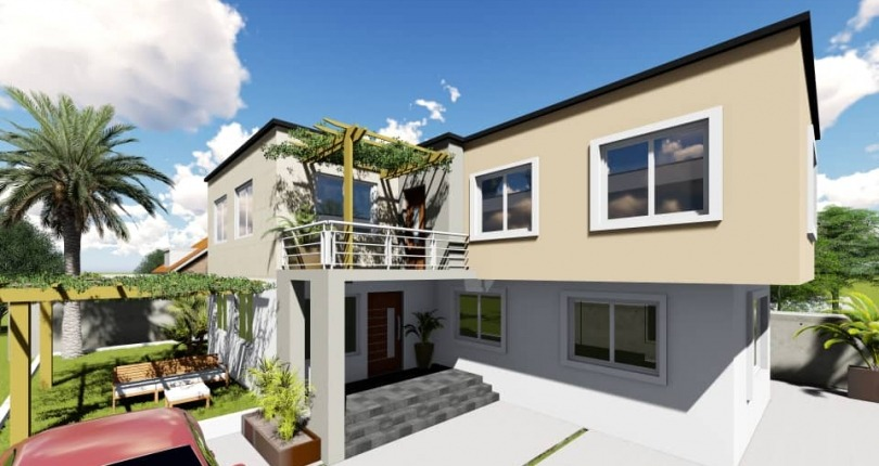 4 bedroom townhouse for Sale in East Legon Hills